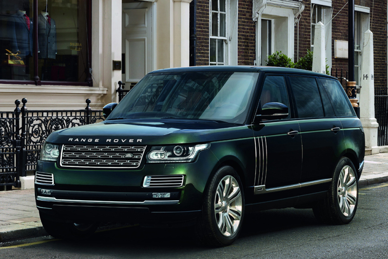 $285K Gets You a Leather-Lined Glove Box with the Holland & Holland Range Rover | Hypebeast
