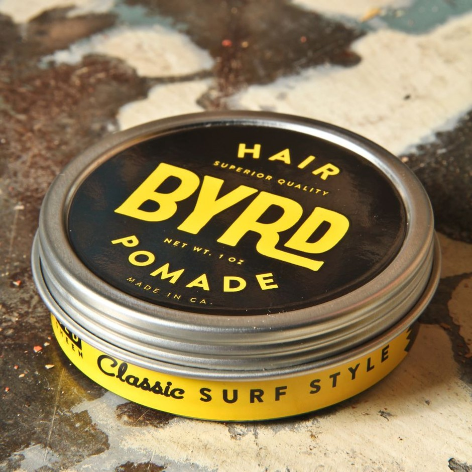 New Hair Pomade by BYRD |