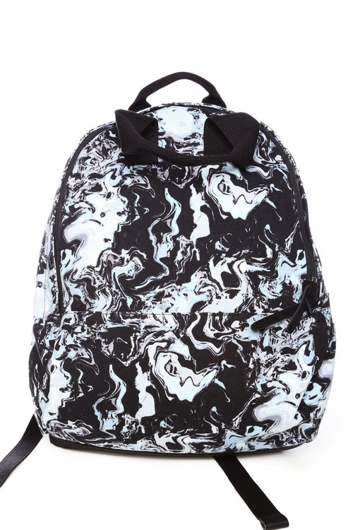 MOTHER / M.L.S BACKPACK / BLUE BASE - WILD STYLE
