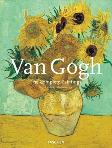 Amazon.co.jp: Vincent Van Gogh: The Complete Paintings: Etten, April 1881-Paris, February 1888 (Taschen specials): Ingo F. Walther, Rainer Metzger