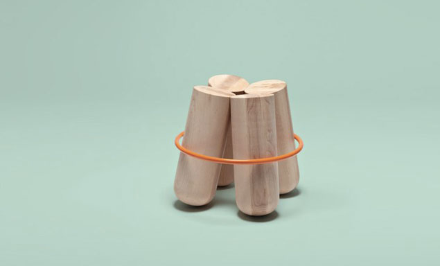 Cool Stools: Salone Del Mobile | We Are The Frontier »