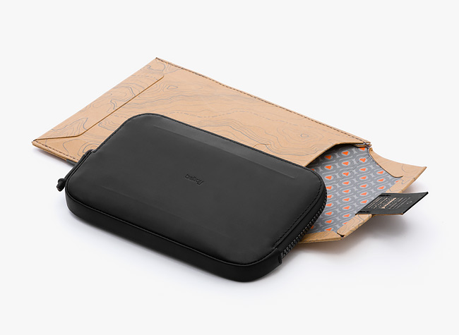 All-Conditions Essentials Pocket - Slim Leather Wallets by Bellroy