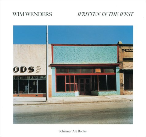 Amazon.co.jp: Written in the West: Wim Wenders: 洋書
