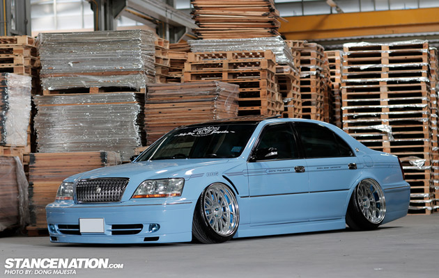 Reaching for the Crown // Dong's VIP Crown Majesta. | StanceNation™ // Form > Function