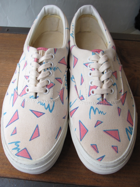 NEWAIR used & vintage clothing : <70~80's AWESOME ERA TYPE SNEAKERS>