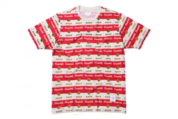 Supreme x Campbell's Soup 2012 Capsule Collection | Hypebeast