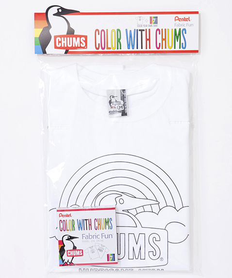 CWC T-Shirt(XL Rainbow): トップス - CHUMS ONLINE SHOP