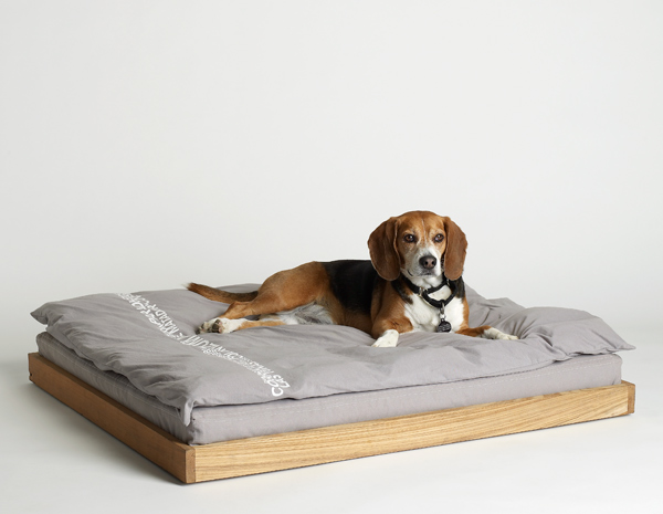 JAMES PERSE DOG BED - LIMITED EDITION - James Perse - DOG_BED