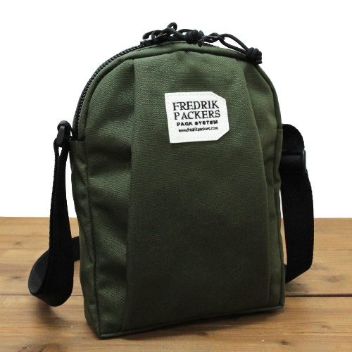 * DIVISION PACK * olive - 自転車 バッグの専門店 FREDRIK PACKERS