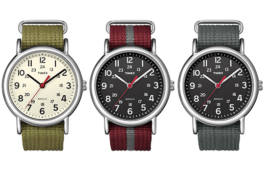 Timex Weekender Watch Collection | Highsnobiety.com
