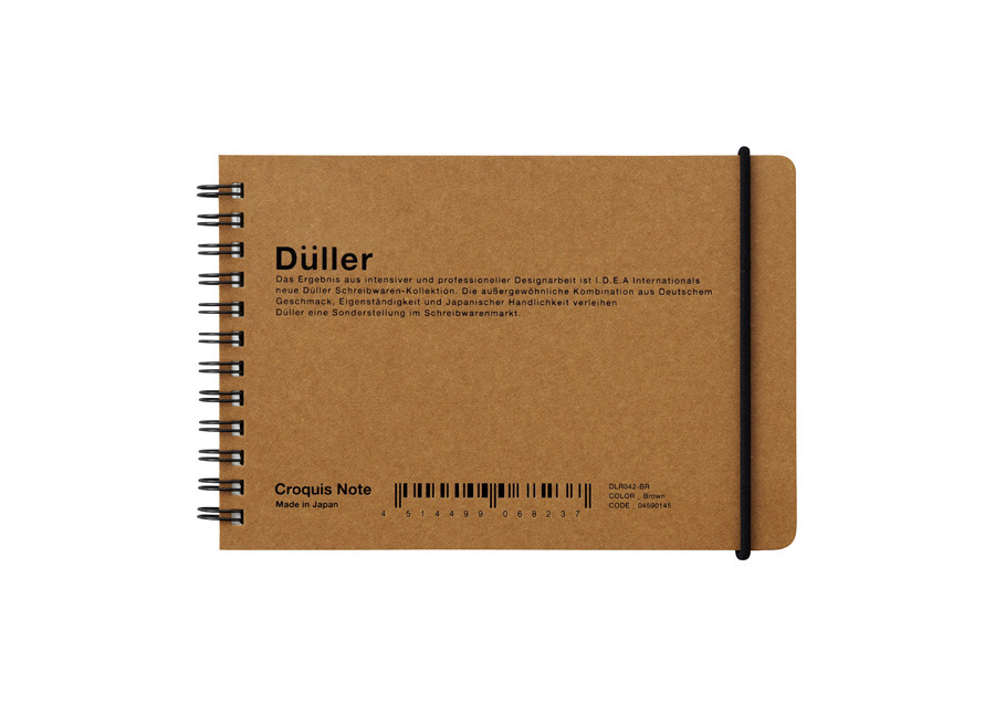 Düller Croquis Notebook (Notebooks) | Stationery | Vetted