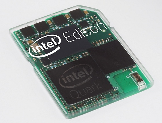 Intel announces Edison, a computer the size of an SD card | The Verge