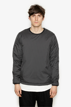 TOURIST REVERSIBLE SWEATER N/P RIPSTOP|OUTER|COVERCHORD