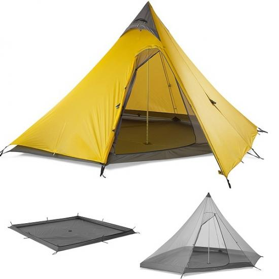 Your thoughts on GoLite Shangri La 5 - Trailspace.com