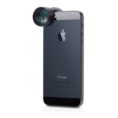 olloclip 望遠レンズ + 円偏光フィルター for iPhone & iPod touch - Apple Store (Japan)