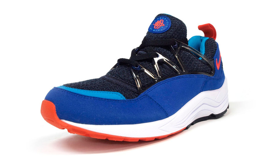 "AIR HUARACHE LIGHT ""LIMITED EDITION for NONFUTURE"" BLK/BLU/SAX/RED ナイキ NIKE 