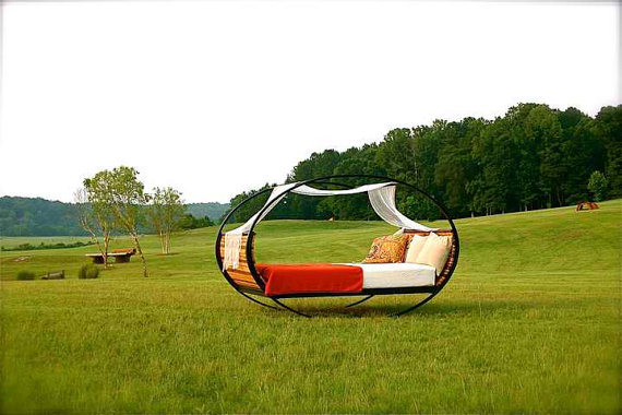 MOOD ROCKING BED by ShinerInternational on Etsy