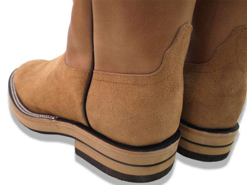 Anderson Been Boot Roper Boots / Camel 通販 | Anderson Bean Boot (アンダーソン ビーン ブーツ) | オンラインショップ WTD&W/E CONCEPT shop