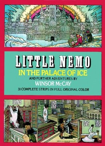 Amazon.co.jp: Little Nemo in the Palace of Ice and Further Adventures: Winsor McCay