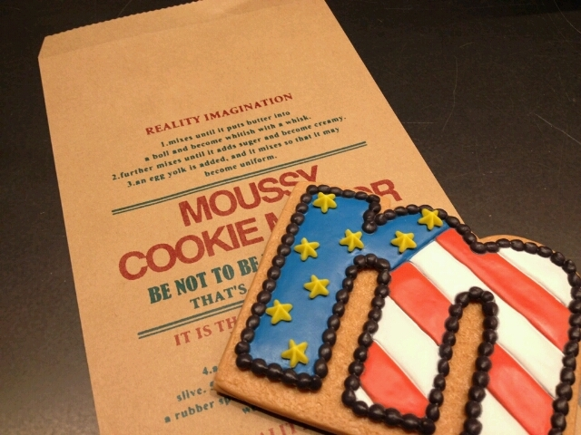 moussy×cookieboy|The SHEL'TTER TOKYO