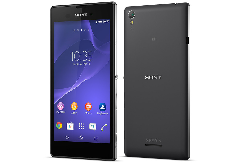 Xperia T3 | Quad-core Smartphone - Sony Smartphones (Global UK English)