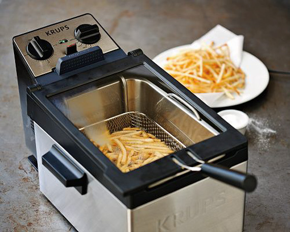 Krups High Performance Deep Fryer | Uncrate