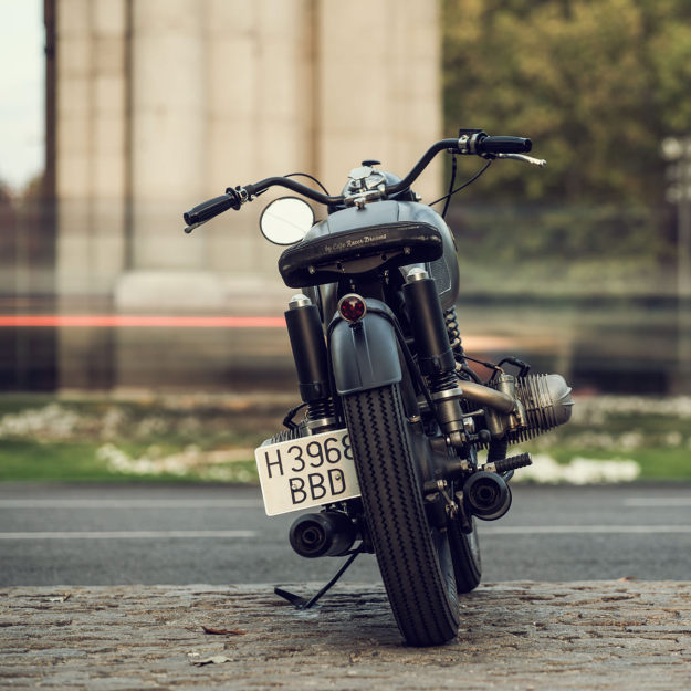 50 Not Out: Cafe Racer Dreams' BMW R69S | Bike EXIF