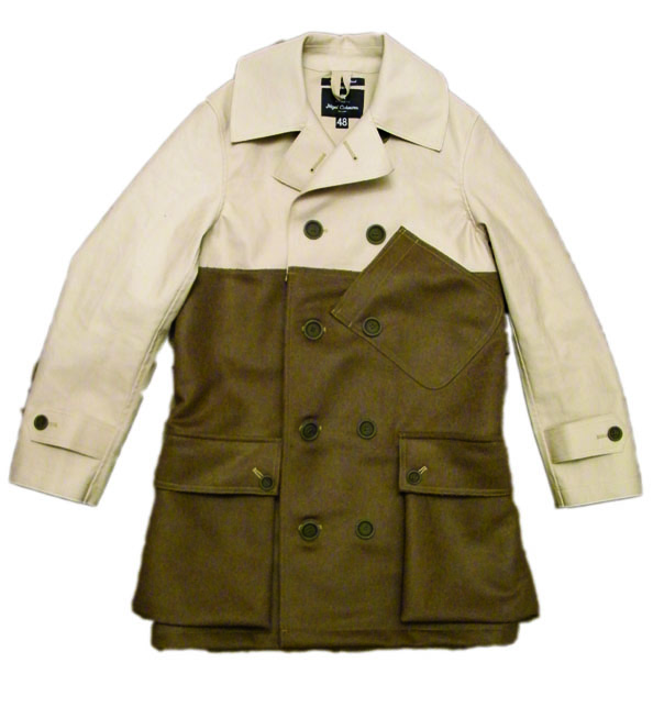 The Army Gym » King George Coat