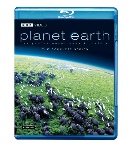 Amazon.co.jp: Planet Earth: Complete Collection [Blu-ray] [Import]: David Attenborough, Sigourney Weaver: DVD