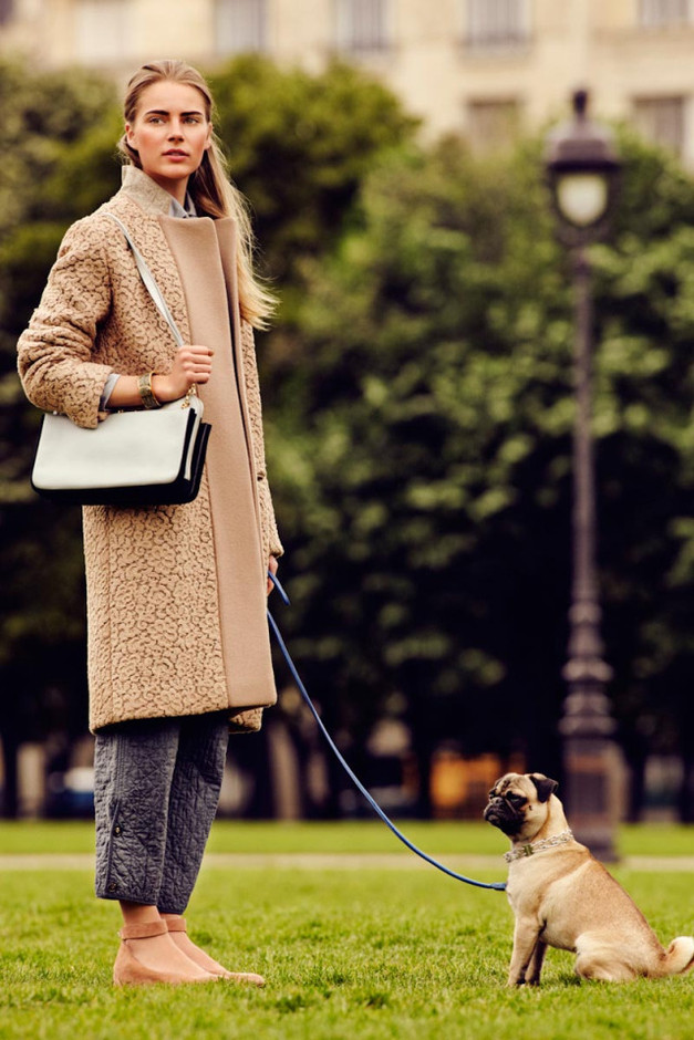 Ieva Laguna Dons Autumn Essentials for L'Officiel Paris | Fashion Gone Rogue: The Latest in Editorials and Campaigns