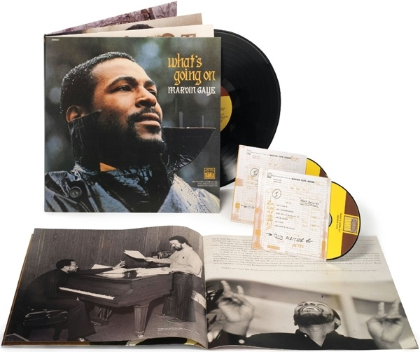 Marvin Gaye - What's Going On (CD, Album, LP) at Discogs