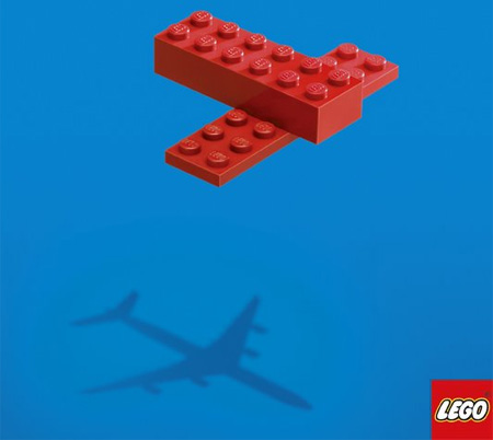 Clever and Creative LEGO Advertising