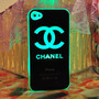 New Chanel LED Hard Cover Case For iPhone 5 / Your Mobile Place