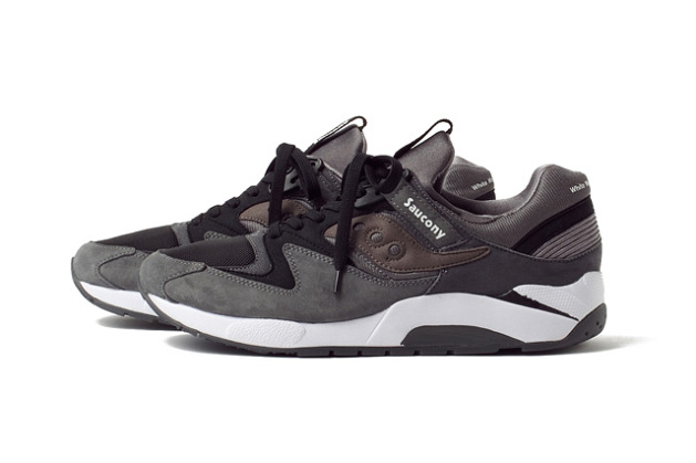 White Mountaineering x Saucony 2014 Fall/Winter Grid 9000 Collection | Hypebeast