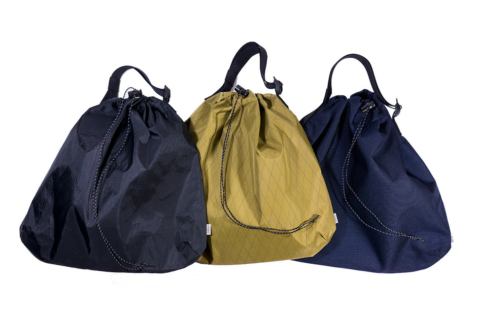 DSH BAG - NAVY   unbend products