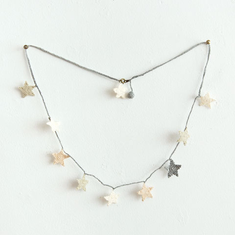 peikko / star necklace