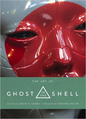 Amazon.co.jp: The Art of Ghost in the Shell: Titan Books: 洋書