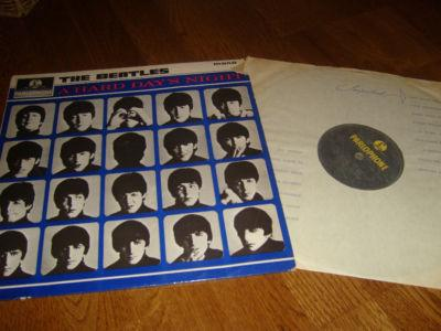 Collectors Frenzy: The Beatles - A Hard Day's Night - PMC 1230 - mono- 1964 - XEX 481