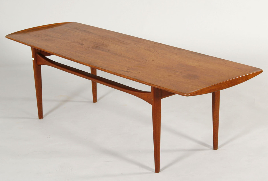 Sofa table by Tove & Edvard Kindt-Larsen for sale