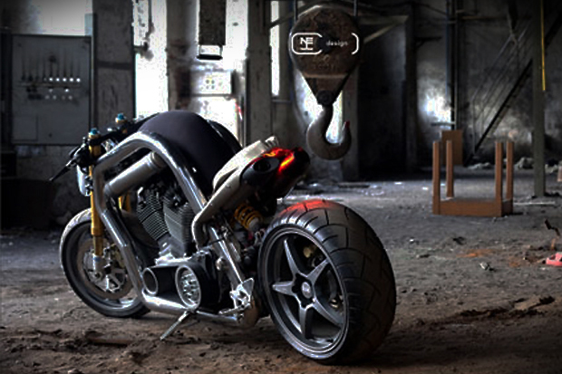 The Fleet Street Concept Motorcycle « Future Motorcycles