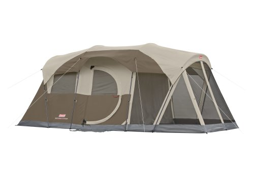 Amazon.com: Coleman WeatherMaster Screened 6 Tent: Sports & Outdoors