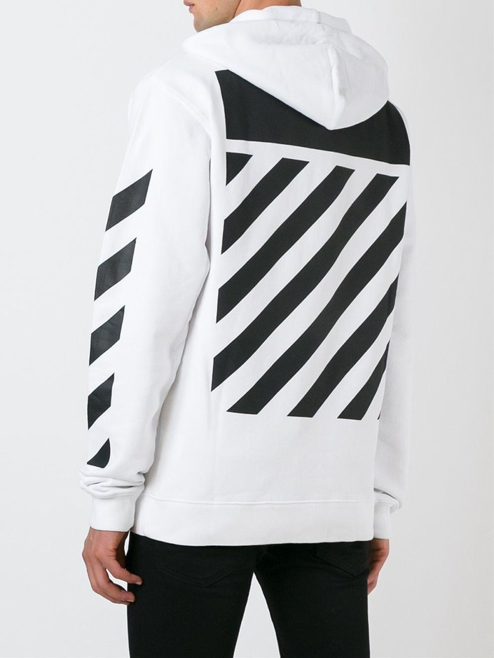 Off-white プリント パーカー - Trends - Farfetch.com