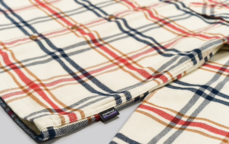 Patagonia/M's L/S Fjord Flannel Shirts-WWTW