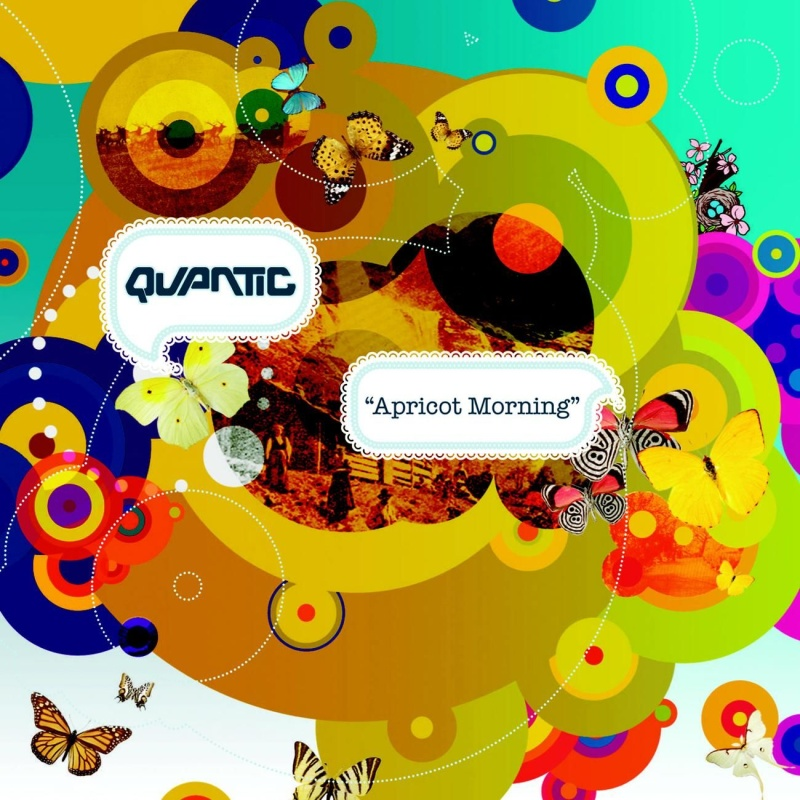 Rhodes Diary : Quantic/Apricot Morning
