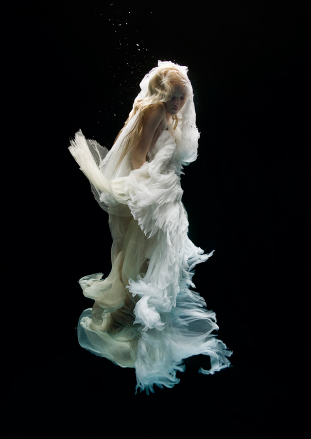 """Saatchi Online Artist: Zena Holloway; Color, 2005, Photography """"Angel 5 (edition of 10 + 2 artist proofs; 1 sold)"""""""
