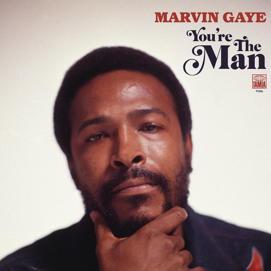 Marvin Gaye's Unreleased Album 'You're The Man' To See The Light Of Day | WPRL