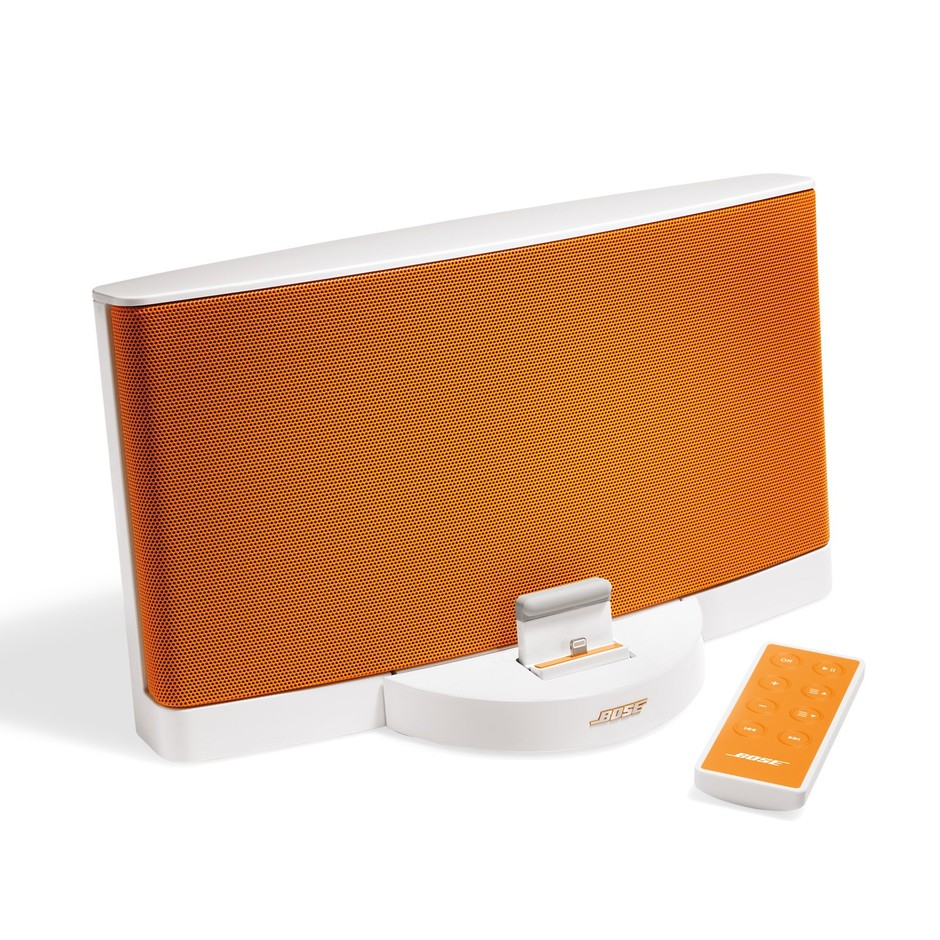 Amazon.com: Bose SoundDock Series III Speaker - Limited-Edition Orange: MP3 Players & Accessories