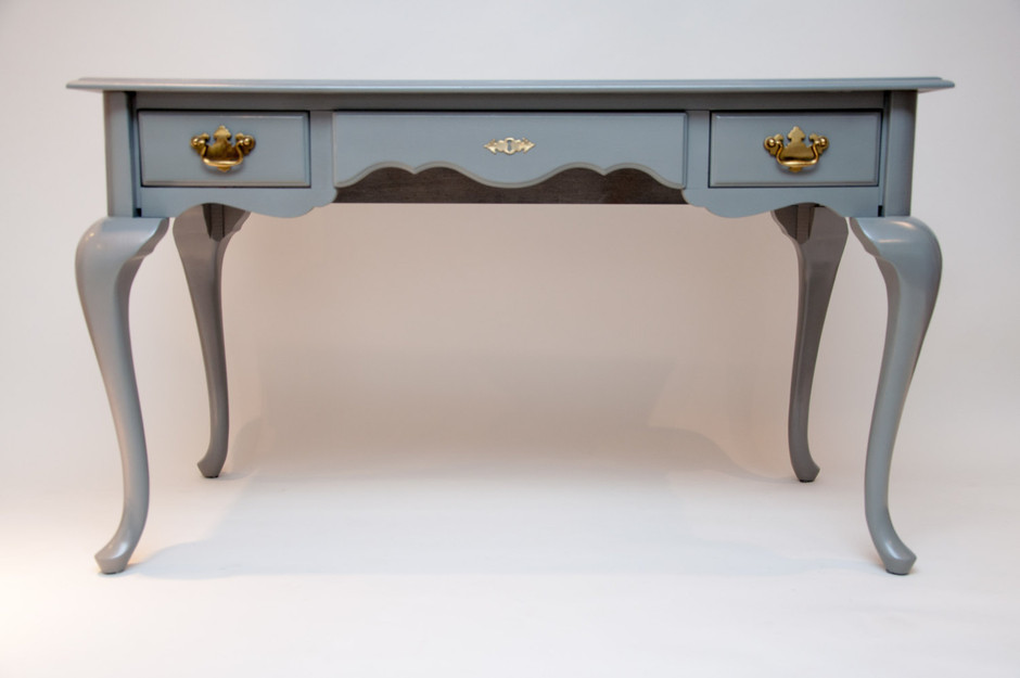 Vintage French Writing Desk by suttonchao on Etsy