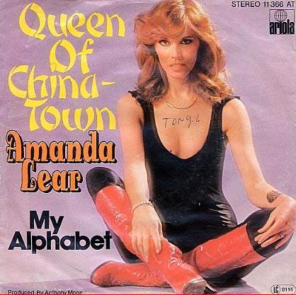 Images for Amanda Lear - Queen Of China-Town