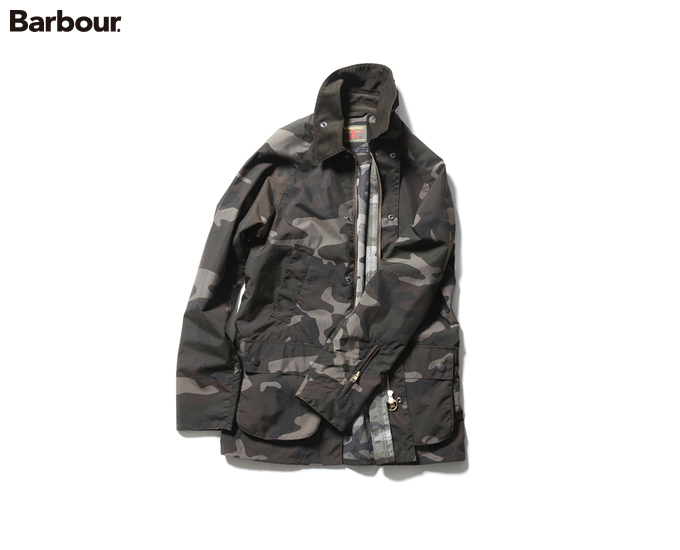 SOPHNET. | PRODUCT | BARBOUR BEDALE SL